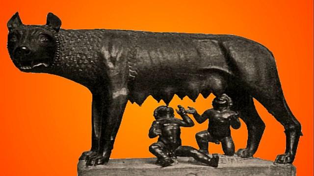 Fundadors de Roma: Rómulo i Remo