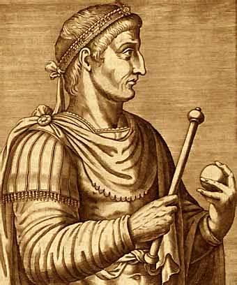 El cristianisme amb l'emperador Constantí