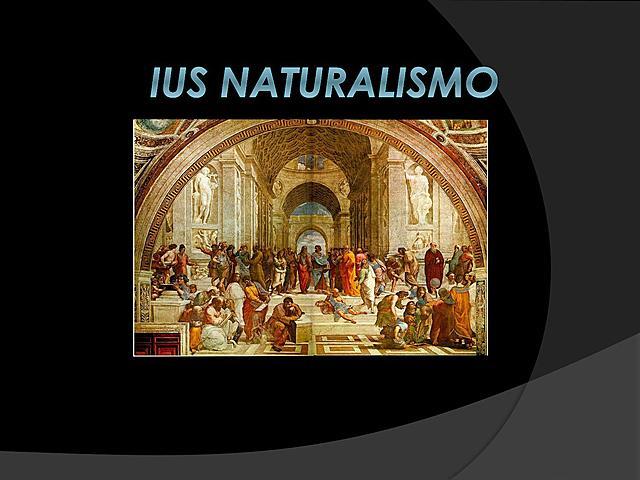 IUSNATURALISMO DIVINO. LA DIGNIDAD HUMANA EN EL CRISTIANISMO