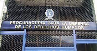 MISION DE LA PDDH EN EL SALVADOR