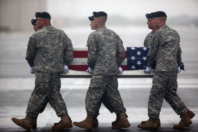 Death toll of US soldiers reaches 3000