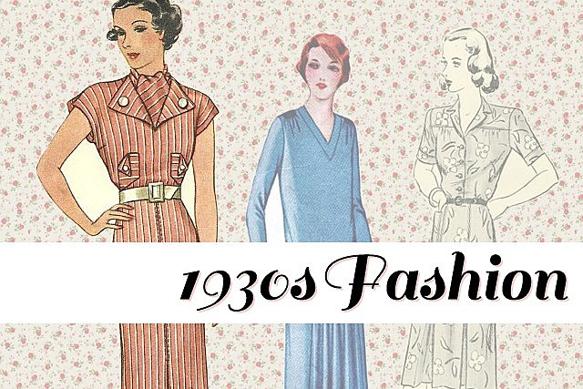 Women Fashion of the 1930s