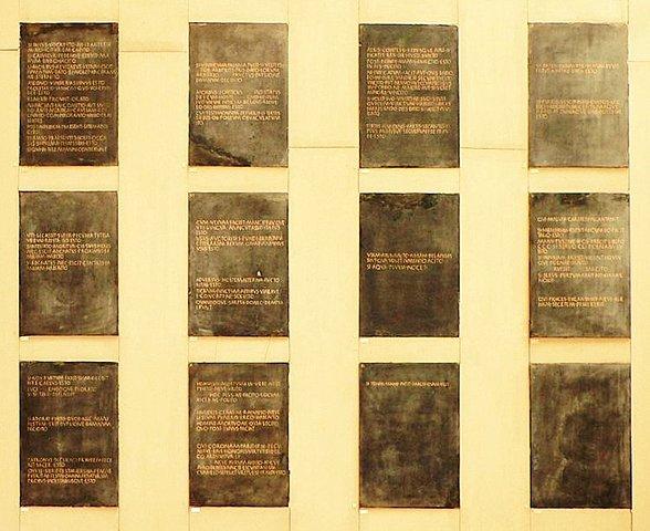 Llei de les dotze taules (mitjans s.V a.C)