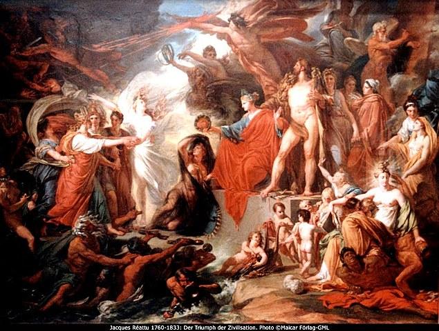 Primera etapa del cristianisme: Religió permesa (313 d.C)
