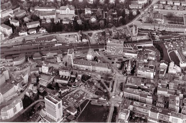 Gare Grand-Places