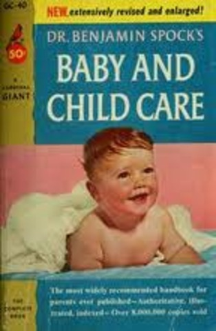 """Dr. Benjamin Spock's """"The Common Sense Book of Baby and Child Care"""""""