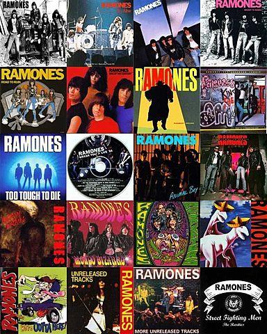 Discografia Ramones