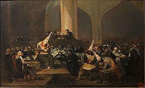 6.Se inauguro la Inquisición