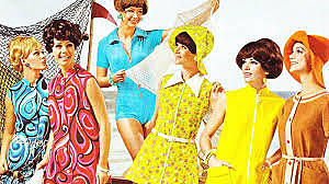 Women Fashion in the 1960s