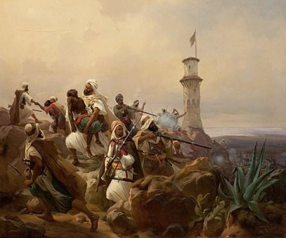 19 -  Conquista de Melilla.