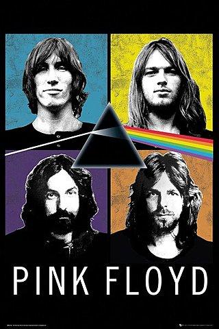 Els discos mes reeixits de Pink Foloyd