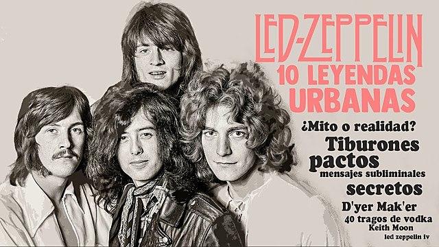 Discs més famosos de Led Zeppelin