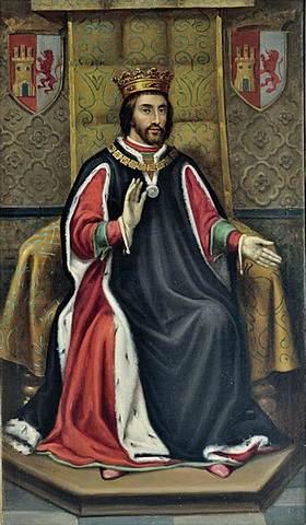13.Murió el rey Alfonso de Portugal