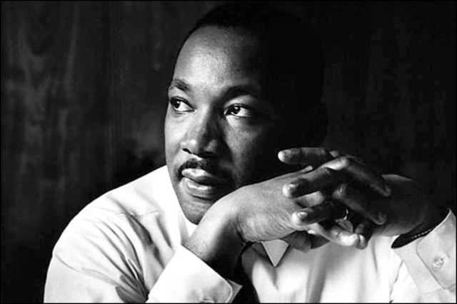 """MLK arrested and """"Letter from Birmingham Jail"""""""