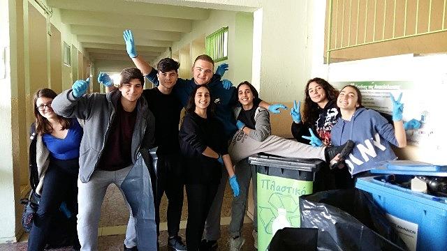 7η συνάντηση μαθητών της Περιβαλλοντικής Εκπαίδευσης