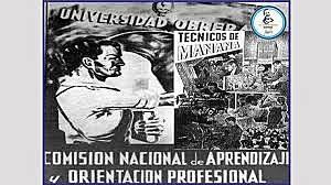 Se crea la Comisión Nacional de Aprendizaje y Orientación Profesional (CNAOP)