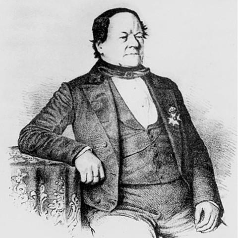 George Scheutx, de Estocolmo 1834