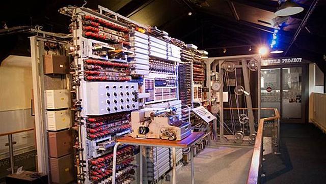 La  computadora Z3 y el Colossus 1941-1943