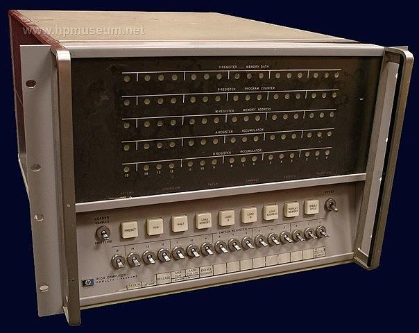 Computadora para uso general con su HP-2115
