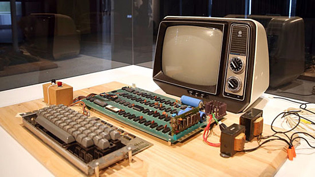 La primera computadora single-board 1976