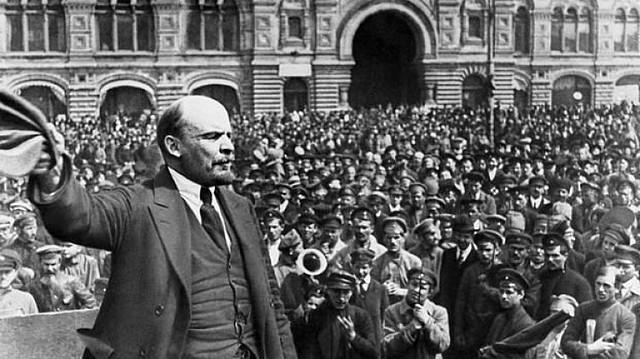 Escició entre bolxevics i menxevics