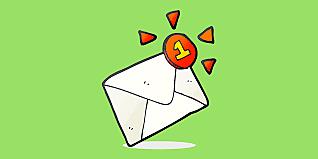 Création des premières adresses e-mail