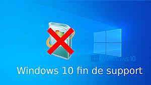 Windows 10 fin