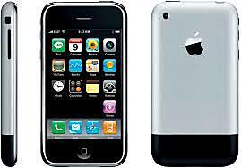 Sortie du premier iPhone d'Apple