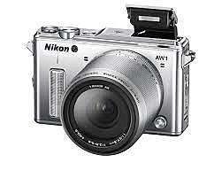 Développement des premiers appareils hybrides par Nikon
