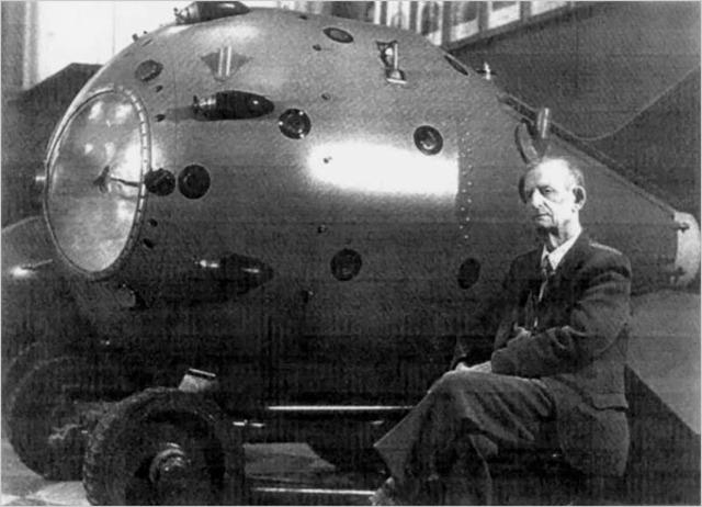 Soviets' Nuclear Bomb