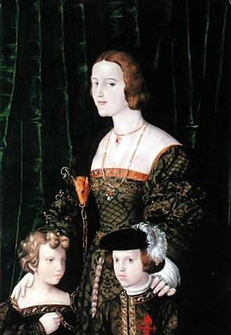 21.Isabel murió en el parto de su hijo Miguel