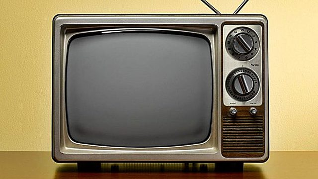 The First Television