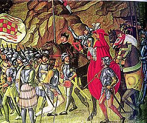 23.Incorporación a la monarquía de españa el reino de Napoles