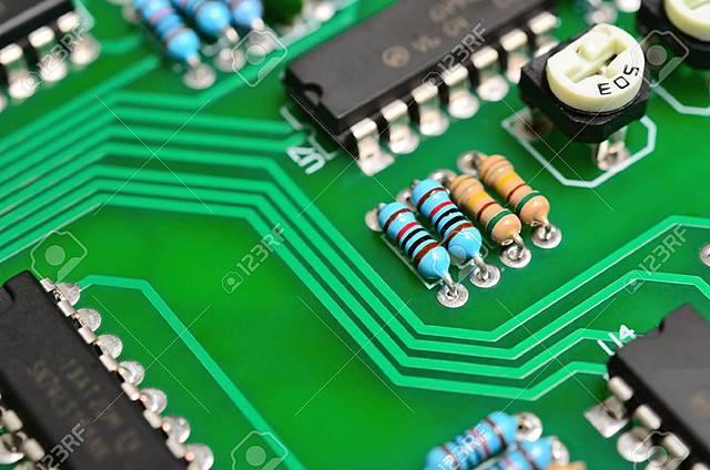 The printed circuit board