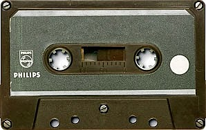 First cassette tape recorder