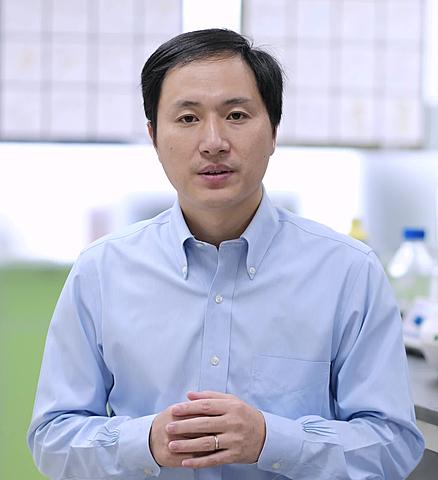 First CRISPR Humans are Born
