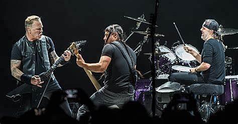 Les vendes totals de Metallica superen els 120.000.000