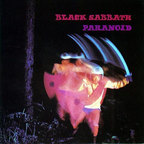 Disc més famós de Black Sabbath