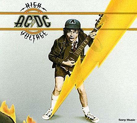 Canço famosa de AC/DC