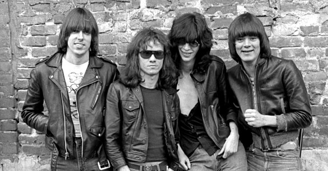 La imatge de los Ramones