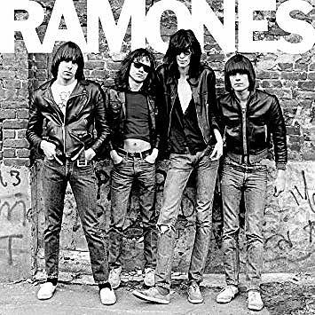 Membres de la banda de Ramones