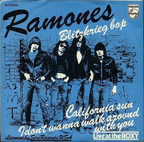 Canço famosa de Ramones