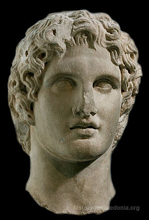 Greece: Birth of Alexander the Great
