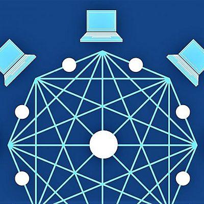 Primeros 50 años de las redes de computadora timeline