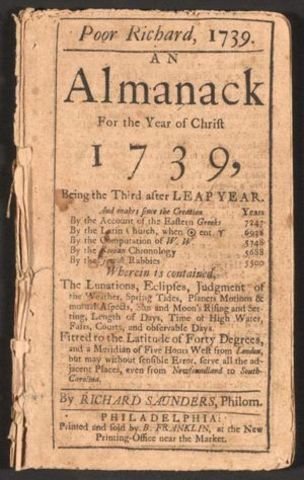 Poor Richard's Almanc