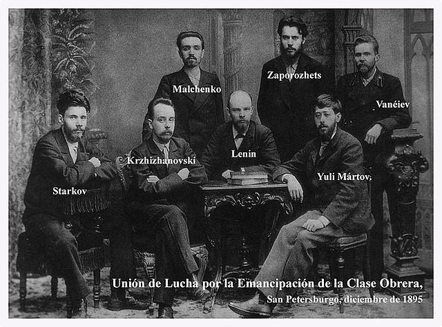 L'escissió entre bolxevics i menxevics