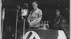Hitler es proclama Füher
