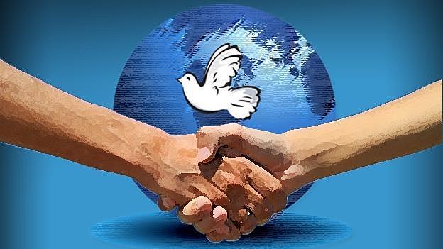Dialogo de paz entre las naciones