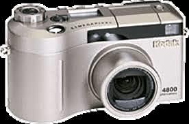 Kodak met au point un prototype d'appareil photo digital