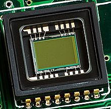 Invention du capteur CCD
